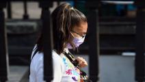 تلوث الهواء/مجتمع (ألفريدو استريلا/ فرانس برس)
