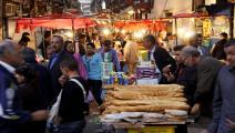 سوق في الجزائر (Getty)