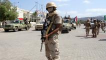 اليمن/قوات المجلس الانتقالي الجنوبي/سياسة/صالح العبيدي/فرانس برس