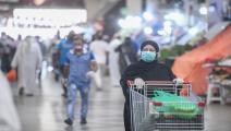 أسواق الكويت (جابر عبد الخالق/ الأناضول)
