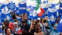 نساء كويتيات ومطالبة بالحقوق السياسية - الكويت - مجتمع