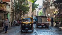 مصر شوارع توكتوك فرانس برس أكتوبر 2018
