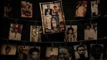 ضحايا الإبادة الدماعية في رواندا-سياسة-ياسويوشي تشيبا/فرانس برس
