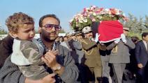 تشييع خليل الوزير في تونس - ملحق فلسطين