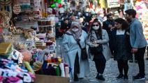 أسواق تركيا/ فرانس برس