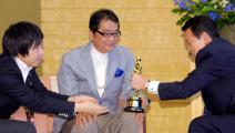 كونيو كاتو\ أوسكار أفضل فيلم أنيميشن قصير (Getty)