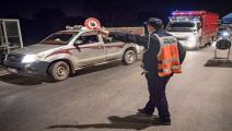 طوارئ صحية على الطرق في المغرب (فاضل سنة/فرانس برس)