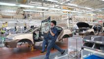 مصنع هيونداي في كوريا الجنوبية/ Getty