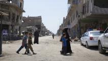 200 ألف وحدة سكنية مدمرة في الموصل (يوت غرابوفسكي/Getty)
