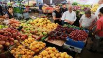 سوق في غزة/ عبد الحكيم أبو رياش