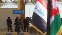 العراق/الأردن/الحدود العراقية الأردنية/صلاح ملكاوي/Getty