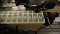 الدولار لا يزال عملة الإقراض العالمية الأولى (Getty)