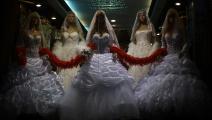 فساتين زفاف في مصر - مجتمع
