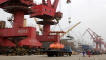 ميناء صيني (Getty)