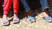 لبنان: أطفال سورية