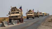 قوات أميركية في سورية (فرانس برس)