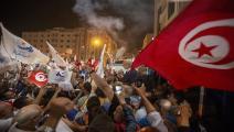 الانتخابات التشريعية في تونس/ حزب النهضة(Getty)