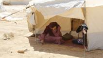 تحقيق اللاجئين السوريين في الأردن