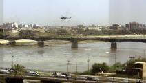 المنطقة الخضراء/بغداد/Getty