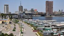 بتواصل تفشي فيروس كورونا في مصر (زياد أحمد/Getty)