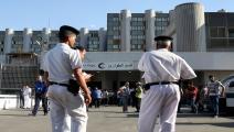 أهالي المرضى يعتدون على الأطباء بمستشفيات مصر(محمد الراعي/فرانس برس)