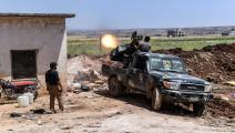 سياسة/قوات النظام السوري/(جورج أوريفلان)