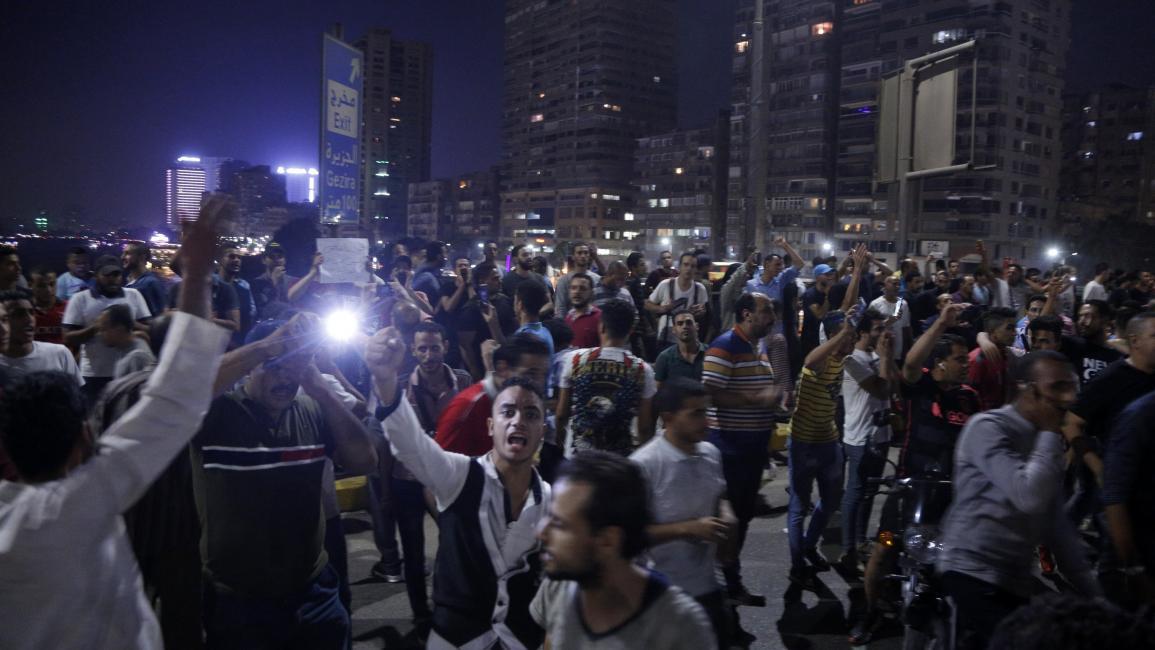 حصر أولي لمعتقلي سبتمبر في مصر: 147 بينهم 28 طفلاً و13 مختفياً
