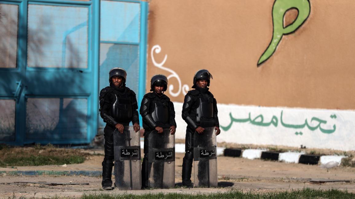 ترهيب أمني في مصر: النظام قلق من الغضب الشعبي