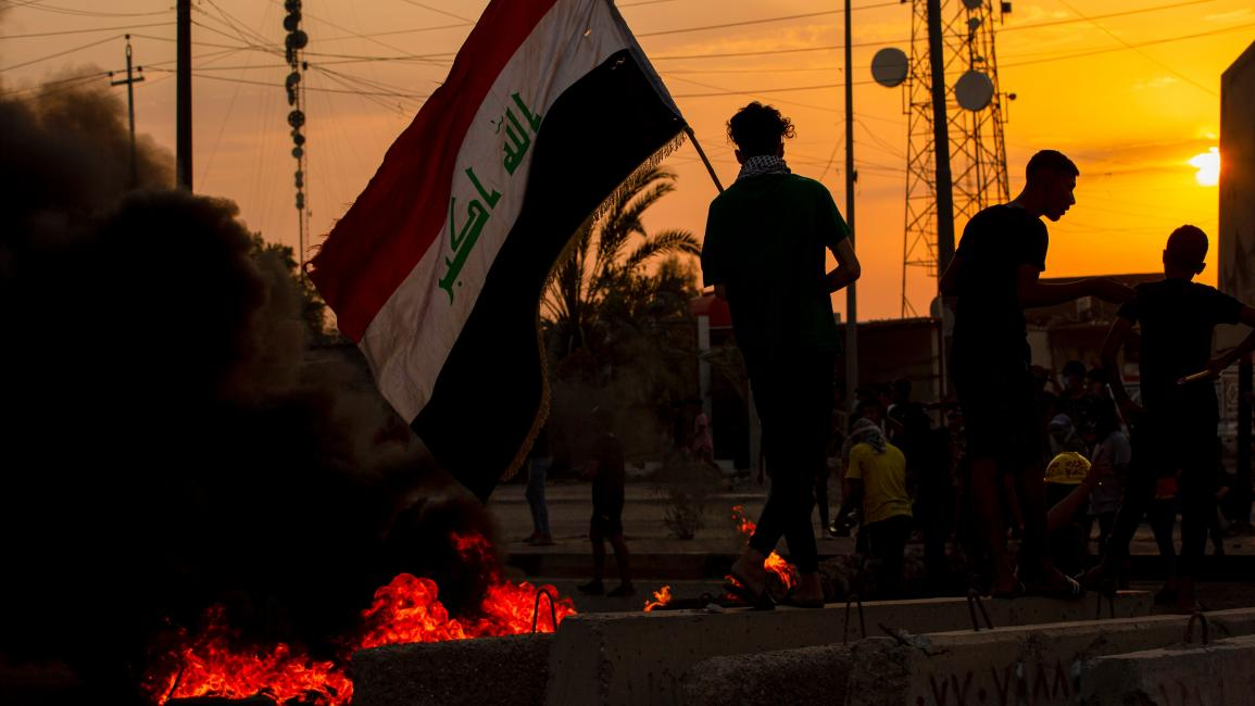 Iraq: Fears of attempts by political parties to penetrate the October 25 demonstrations 1227113141