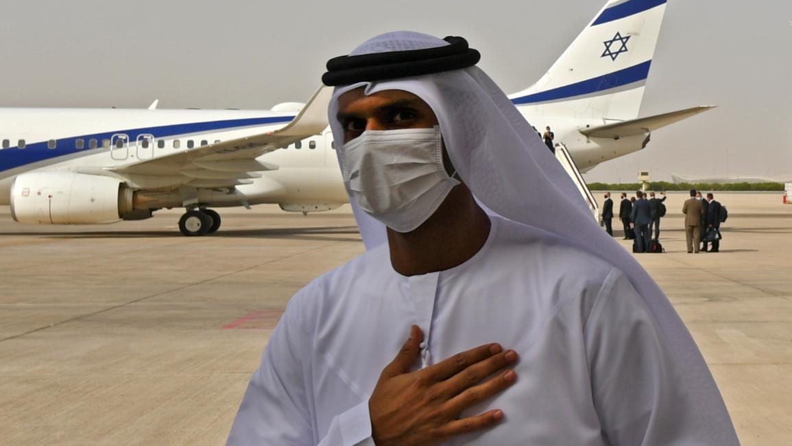 تطبيع بسرعة الطيران: أول رحلة إسرائيلية في أبوظبي عبر ...