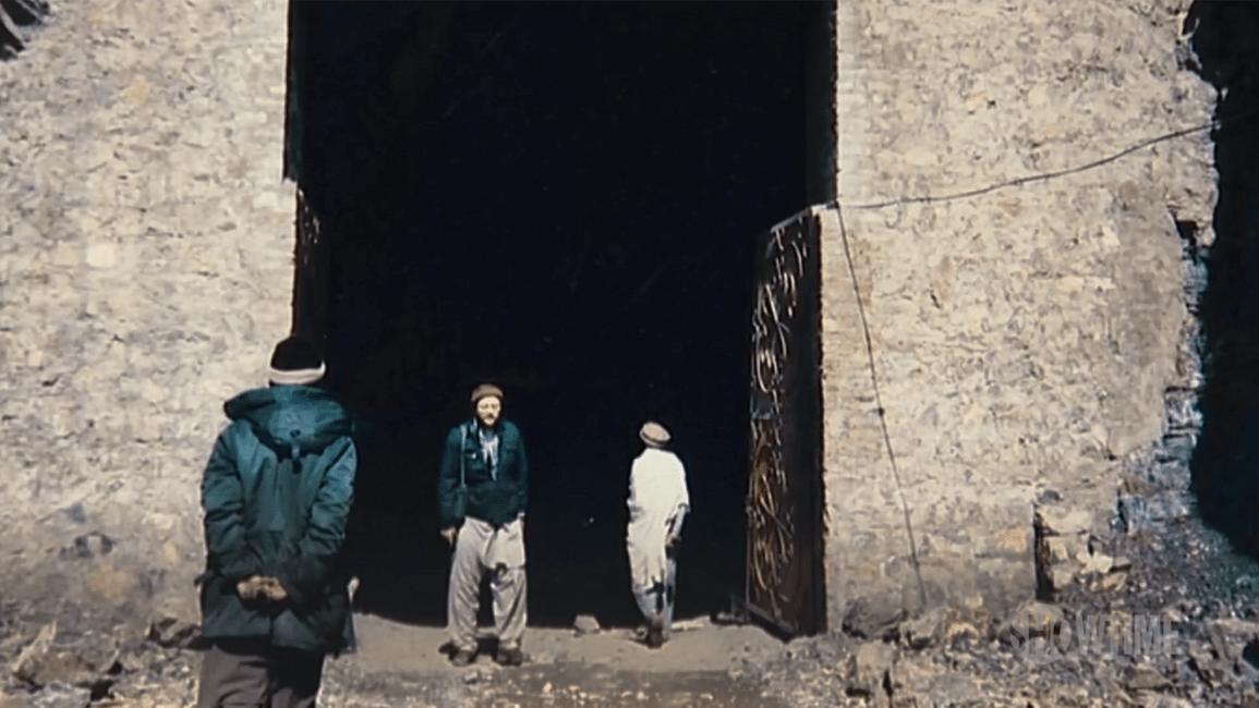 """جمال خاشقجي في أفغانستان (من وثائقي """"مملكة الصمت"""")"""