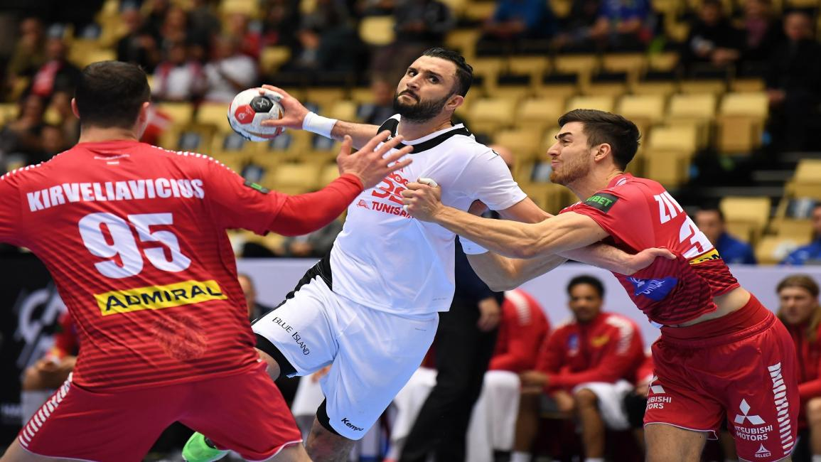 tunisia handball