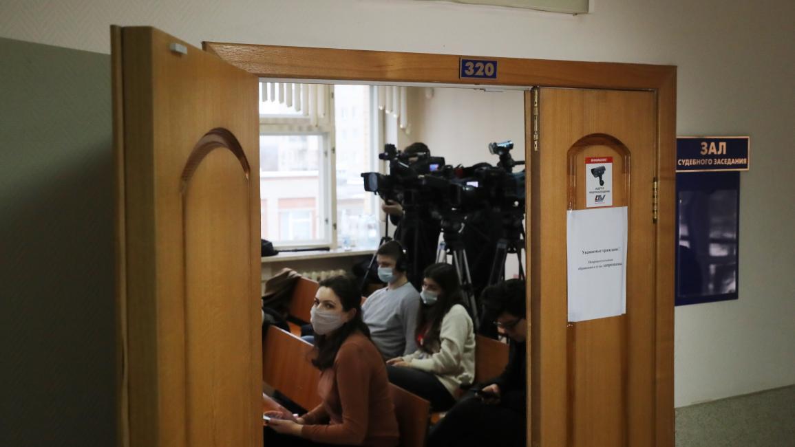 تقفل القوانين الجديدة الباب على أي حرية إعلامية(سيرغي فاديشيف/تاس)