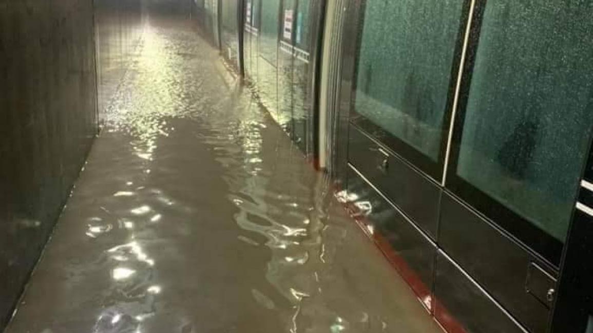 فيضانات الدار البيضاء تجتاح مواقع التواصل غضباً في المغرب