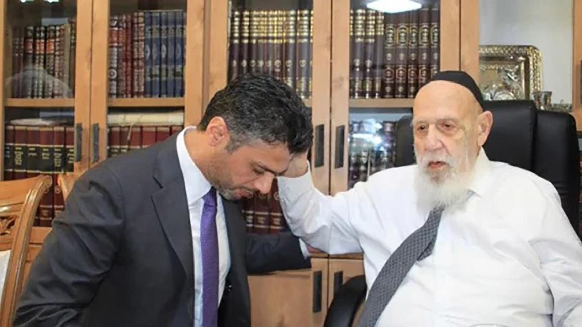 السفير الإماراتي في تل أبيب