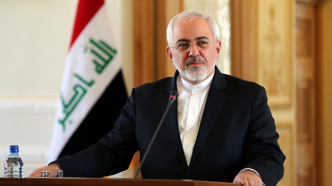 ظريف في بغداد وساطة عراقية بين إيران والسعودية