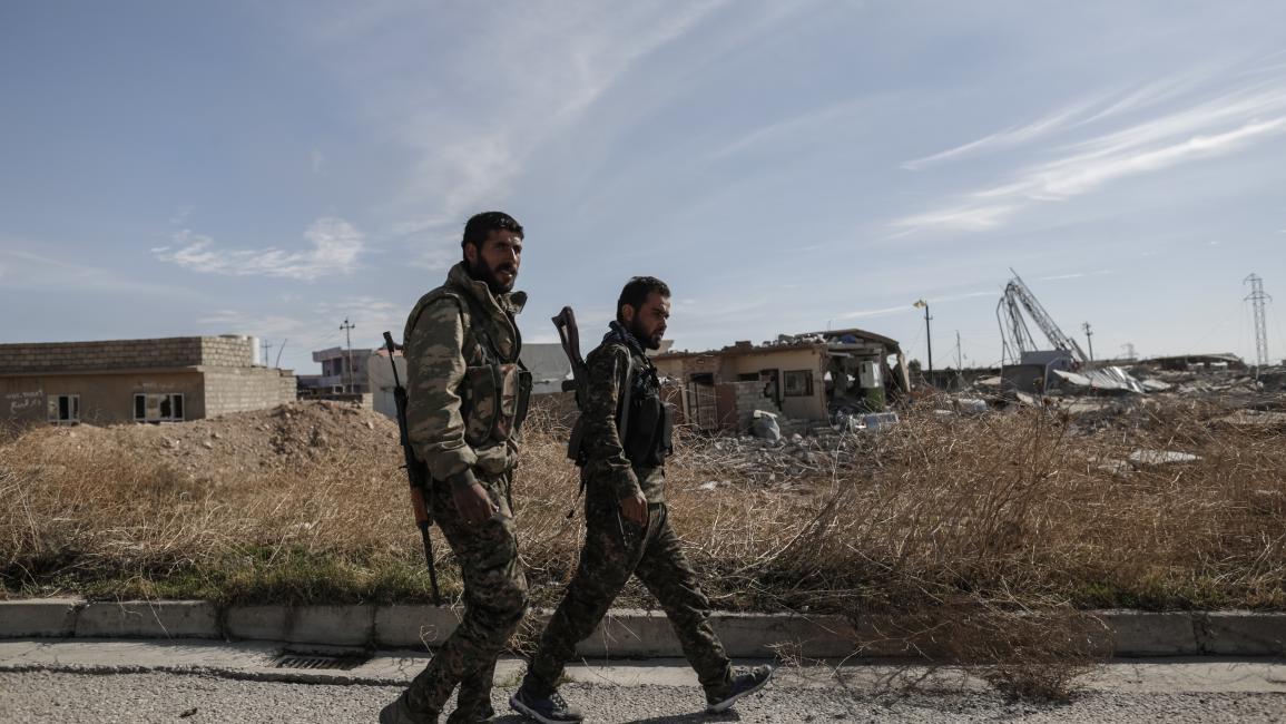 """لقاءات بين عناصر في """"الحرس الثوري"""" و""""العمال الكردستاني"""" في سنجار"""