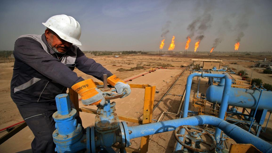 An oil field in Iraq / Haider Muhammad / AFP