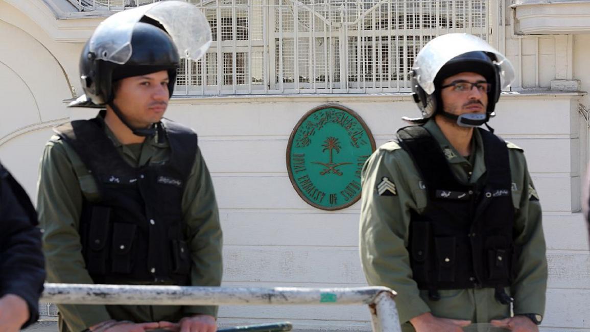 سياسة/السعودية/الشرطة السعودية سفارة/25-10-2016
