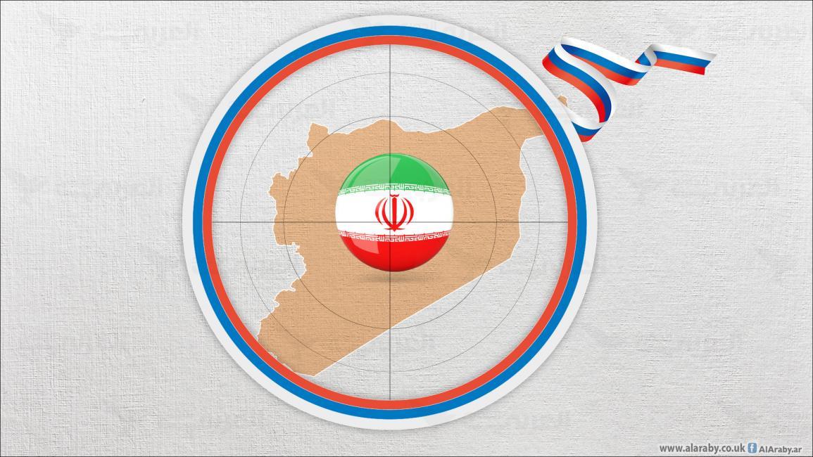 سورية وإيران