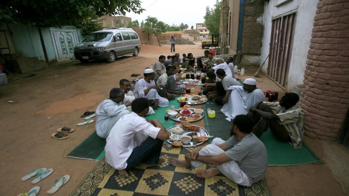 إفطار الشارع في السودان