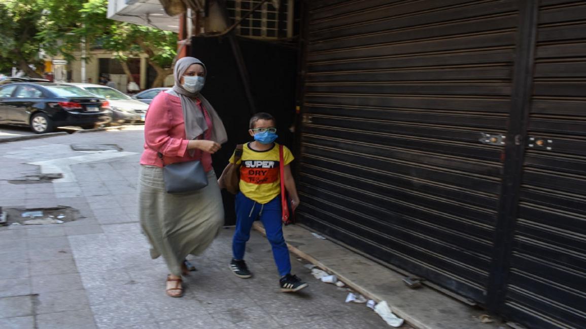 أعباء الديون تقع بالنهاية على عاتق المصريين (فرانس برس)