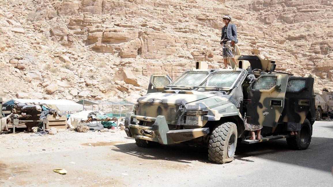 الجوف مفتاح 5 محافظات يمنية والربع الخالي بأيدي الحوثيين