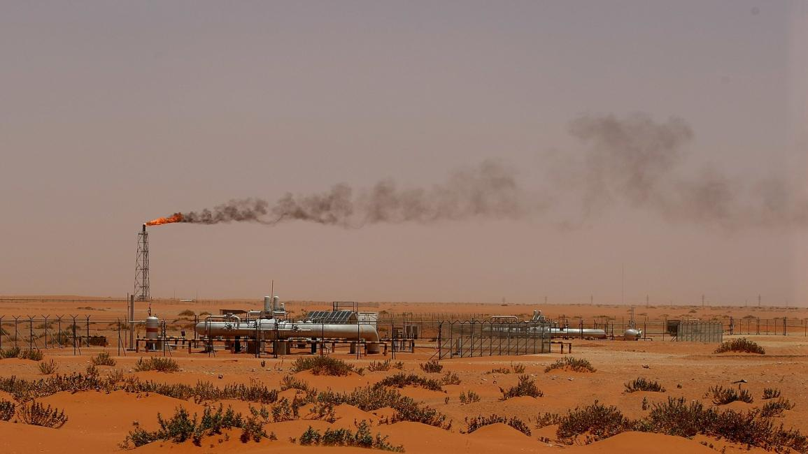 Saudi oil field AFP