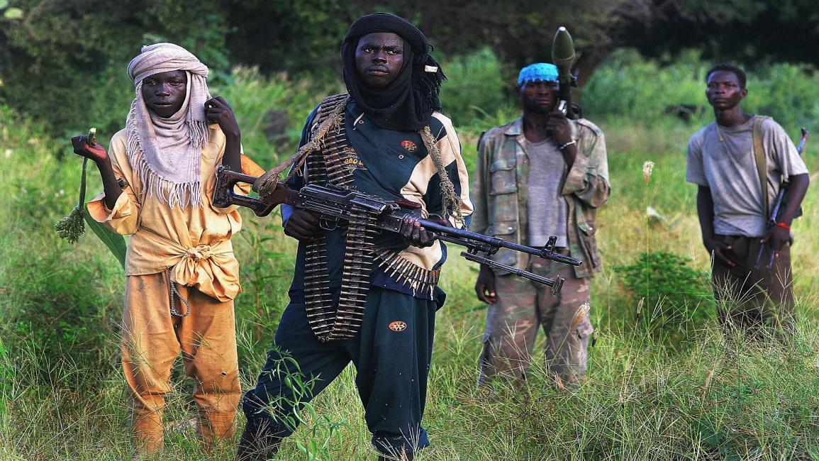 أثر الصراعات والحروب الأهلية على افشال الدولة: نموذج دولة السودان