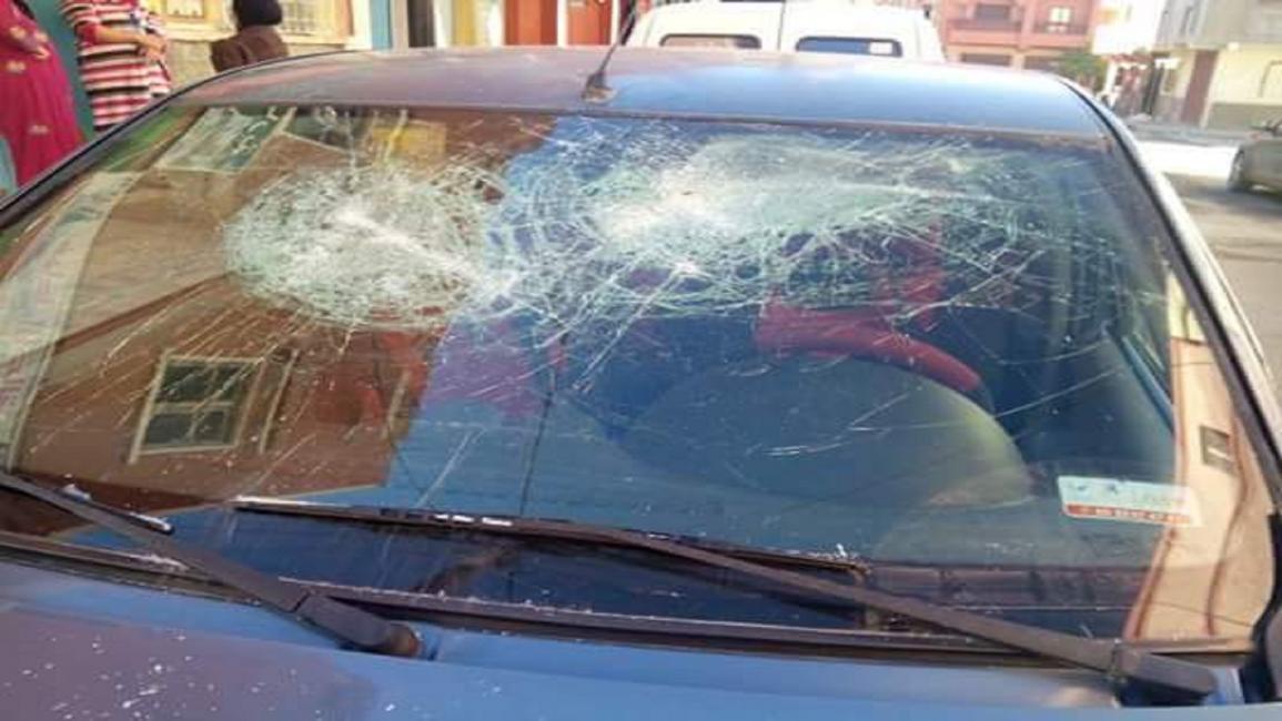 بن مسيك : توقيف 4 أشخاص ألحقو خسائر بسيارات مركونة بالشارع العام