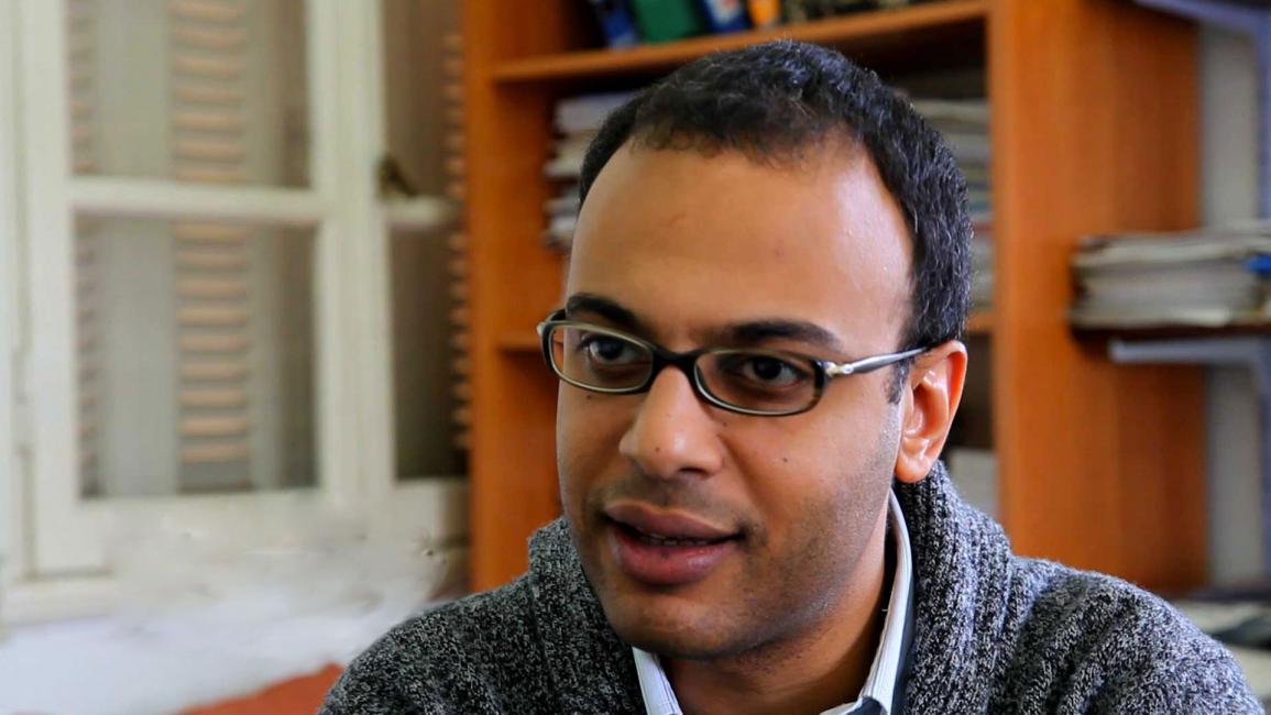 حسام بهجت - مؤسس حقوقي