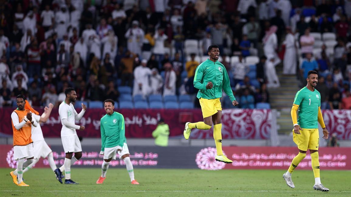 قطر والسعودية كاس الخليج
