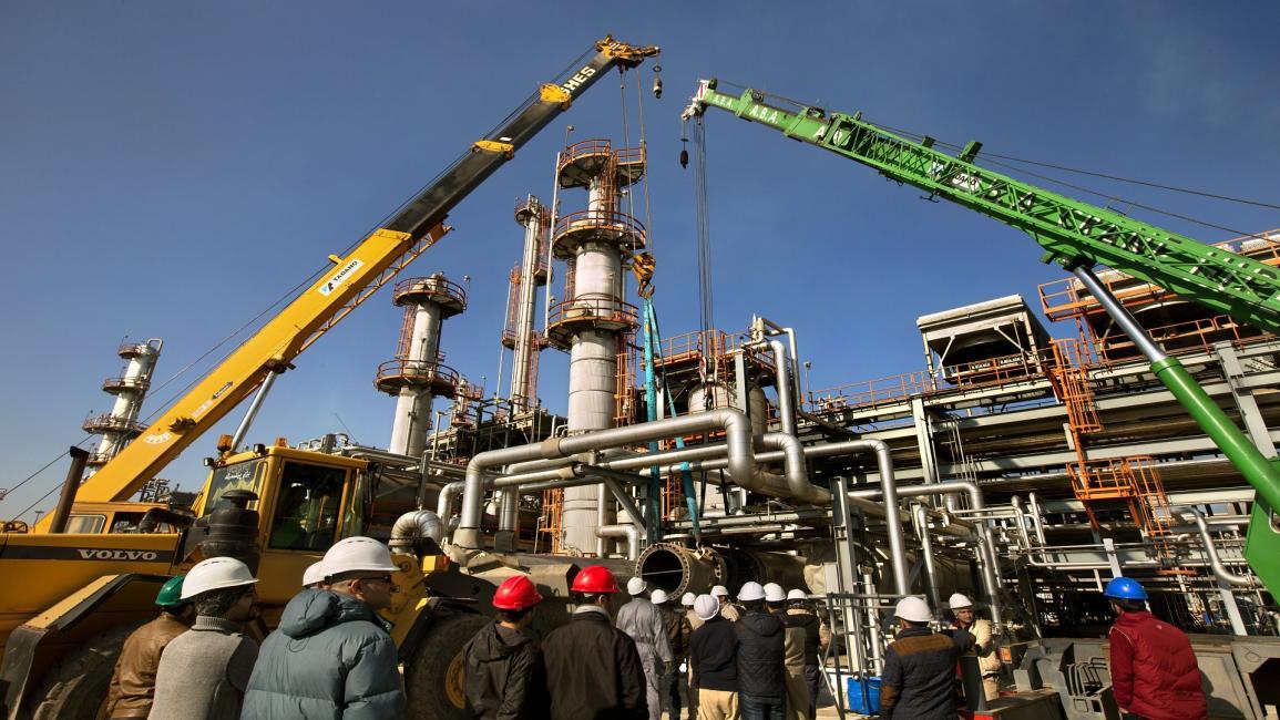 Kurdistan Oil (Getty)