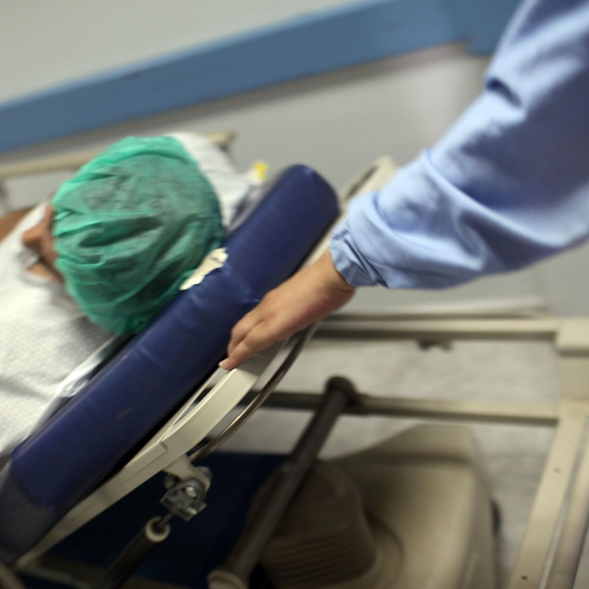 في أحد مستشفيات الأردن (Getty)